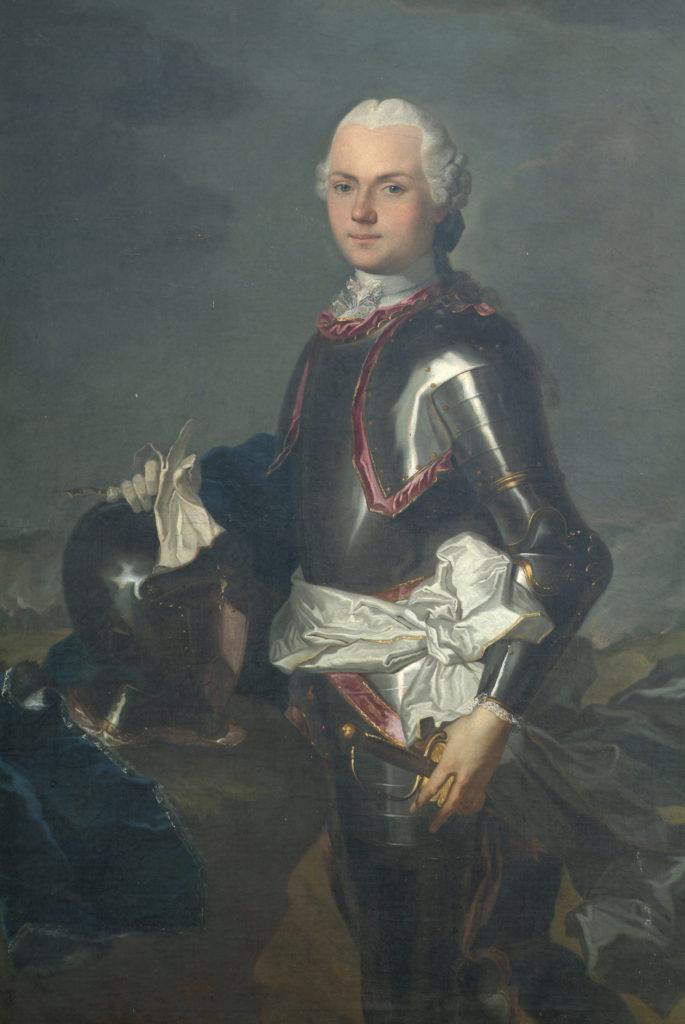 Marquis de Faudoas - Chateau de Canisy