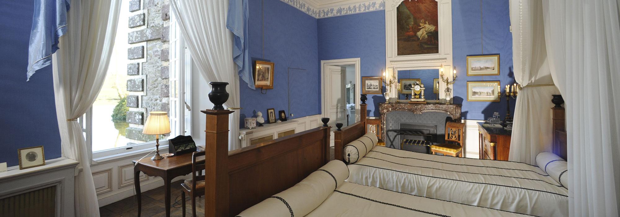 Suite Polignac - Chateau de Canisy
