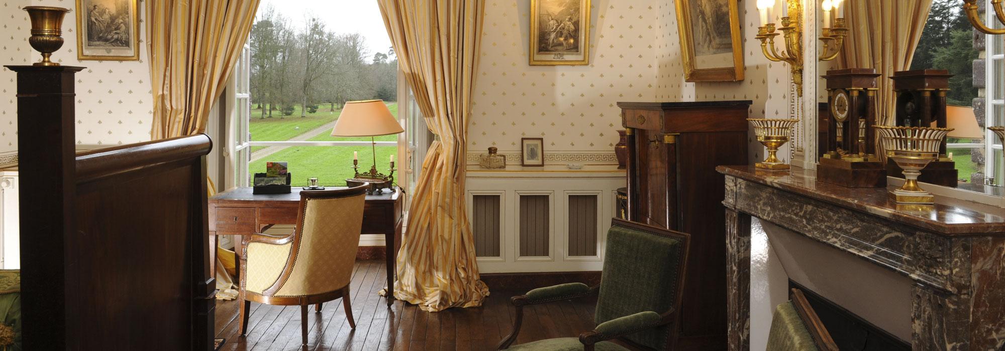 Suite Empire - Chateau de Canisy