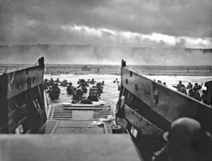 76th anniversary of the Dday